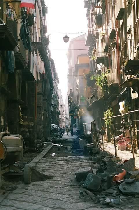Napoli 2   Foto: Benedetta Großrubatscher